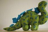 Dinosaurus knuffel Stegosaurus
