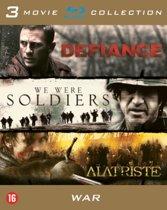 Defiance/We Were Soldiers/Alatriste