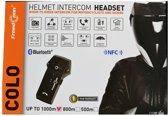 Bluetooth motor intercom FDC-03B interphone headset 1200meter 1 module