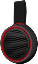 Braven 105 Waterproof Bluetooth Speaker - Grijs/Rood