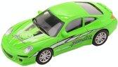 Johntoy Super Cars Die-cast Auto Groen 10 Cm