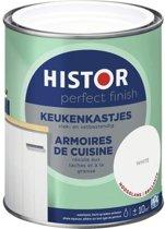 Histor Perfect Finish keukenkastjes Wit - 0,75 Liter