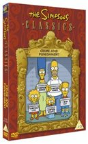 the Simpsons Crime And Punishment (dvd)