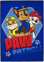 Vloerkleed Paw Patrol 95x133 cm