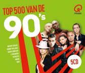 Qmusic Top 500 Van De 90's - 2018