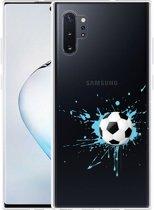 Galaxy Note 10 Plus Hoesje Soccer Ball