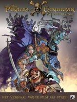 Pirates of the Caribbean, Salazar's Revenge, Graphic Novel