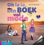 Zoeklicht dyslexie 01 - Oh la la, een boek vol mode
