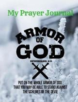 Armor of God Christian Journal Workbook; Sermon Notes Bible Study Notebook Diary