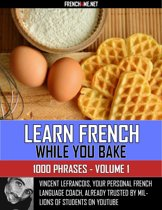 Learn French while you bake
