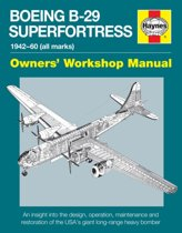 Boeing B-29 Superfortress Manual 1942-60