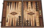 Ultieme backgammon set, 4kg, olijfboomhout, handgemaakt in Griekenland