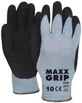 MAXX Grip handschoen 50-230 zwart maat 9 - 24 paar