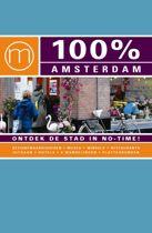 100% reisgidsen 100% Amsterdam