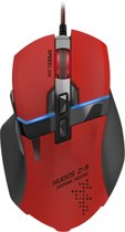 Speedlink KUDOS Z-9 Gaming Muis - Rood (PC)