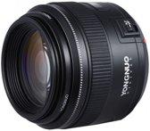 """Yongnuo EF 85mm F/1.8 voor Canon EF, EF-S met tas"""""""