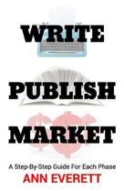 Write, Publish, Market