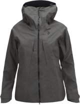 Peak Performance - Teton Melange Jacket W - Dames - maat M