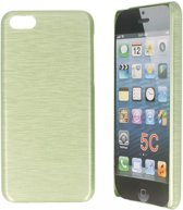 iPhone 5c Hoesje - Special Edition Hard Case Groen