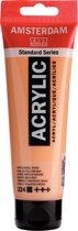 Amsterdam Standard acrylverf tube 120ml - Napelsgeel rood - dekkend