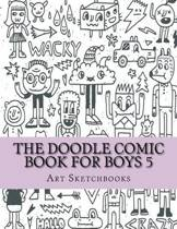 The Doodle Comic Book for Boys 5