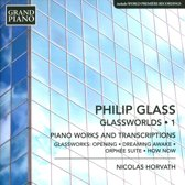 Glassworlds Vol 1 : Piano Works And Transcriptions