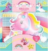Afbeelding van Unicorn Pixelpaint - eenhoorn mozaik speelgoed