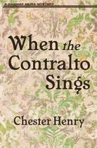 When the Contralto Sings