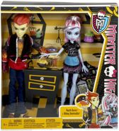 Monster High Duo Abbey & Heath