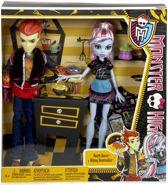 Monster High Duo Abbey & Heath