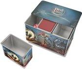 Deckbox Deck Vault Tin Trio Realms