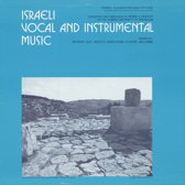 Israeli Vocal Music