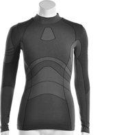 Rucanor Rucanor Arina Long Sleeve Shirt - Sportshirt -  Dames - Maat XL - XXL - Zwart;Grijs
