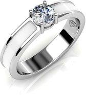 Yolora sieraden - Ring met Crystals from Swarovski ® - Royal Lucky  - Dutch Beauty Design