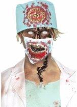 Halloween - Horror zombie chirurg verkleedsetje