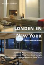 Appartementen Londen en New York