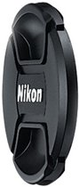 LC-72 72MM SNAP-ON FRONT LENS CAP