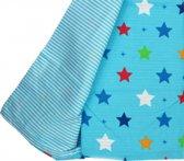 Lief! Dekbedovertrek voor Kinderen Blauw – 100x135x2cm | Lakens | Beddengoed | Slaapspullen