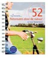 52 Fietsroutes Door De Natuur + Cd-Rom