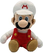 Nintendo  Fire Mario 20Cm Knuffel