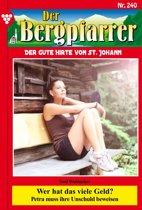 Der Bergpfarrer 240 – Heimatroman