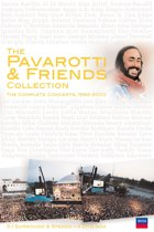 Pavarotti & Friends Collection (4DVD)