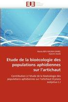 Etude de la Bio�cologie Des Populations Aphidiennes Sur l''artichaut