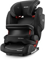 Recaro Monza Nova IS Seatfix - Autostoeltje - Performance Black