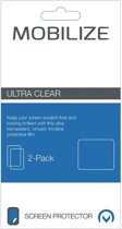 Mobilize Clear 2-pack Screen Protector Samsung Galaxy Tab E 9.6