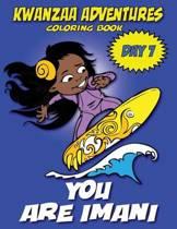 Kwanzaa Adventures Coloring Book