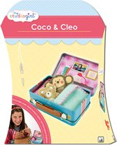My Studio Girl Knutselset - Coco & Cleo