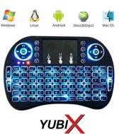 Rii i8 draadloos toetsenbord backlight