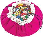 Play & Go Opbergzak / Speelkleed Fuchsia