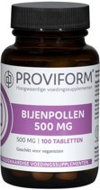Proviform / Bijenpollen 500 mg - 100 Tabletten